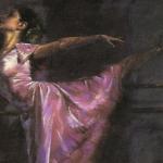Πρόβα χορού